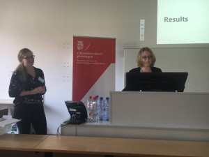 Presentation by Laura Miehlbradt and Susanne Witte